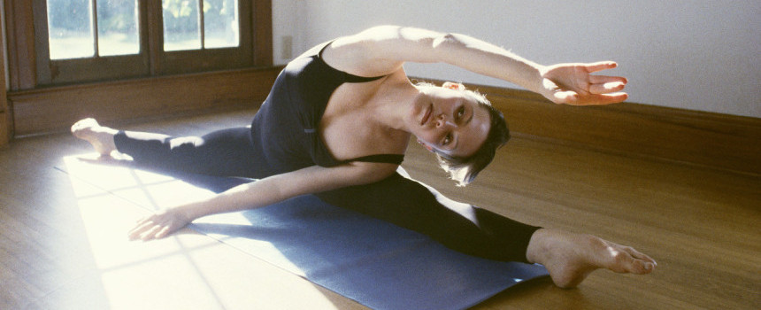 Pilates - FRONT PAGE SLIDER
